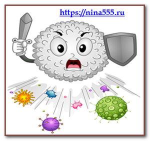 Защитные механизмы клеток