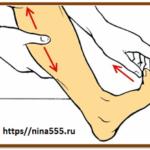 судороги ног помощь